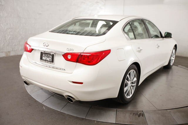 new 2017 infiniti q50 premium 4d sedan in austin. Black Bedroom Furniture Sets. Home Design Ideas